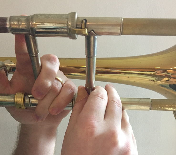 The Dallas Brass: Improving Trombone Slide Technique 2