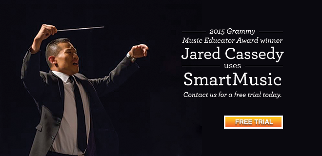 Free Trial SmartMusic for Educators
