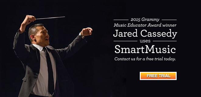 Free Trial SmartMusic for Educators