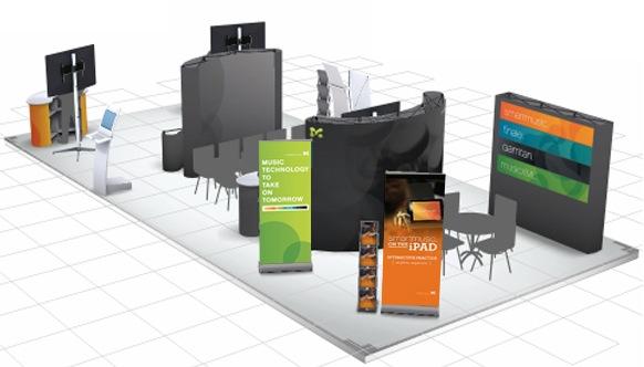 TMEA Booth