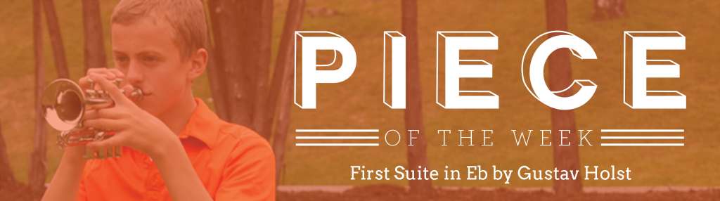 PieceOfTheWeek_First Suite in Eb