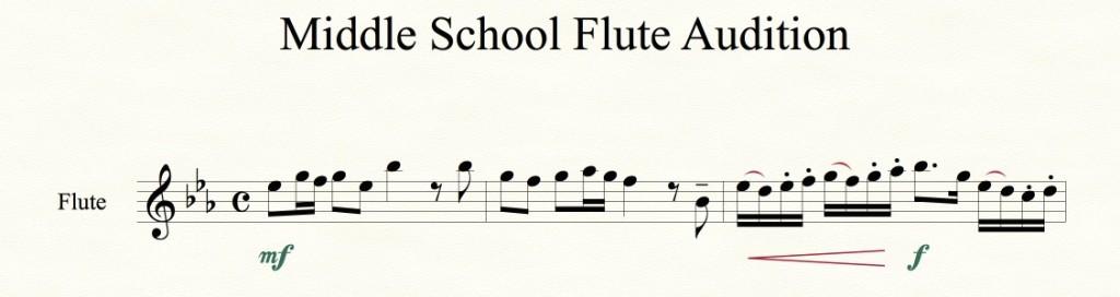 Flute Finale