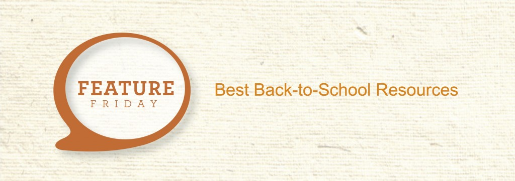 Best Back to School Resources