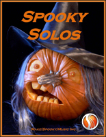 Spooky Solos graphic