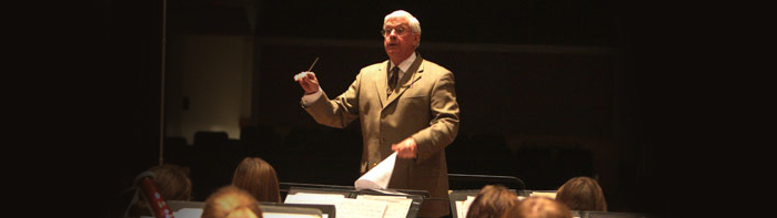 Bruce Pearson Conducting