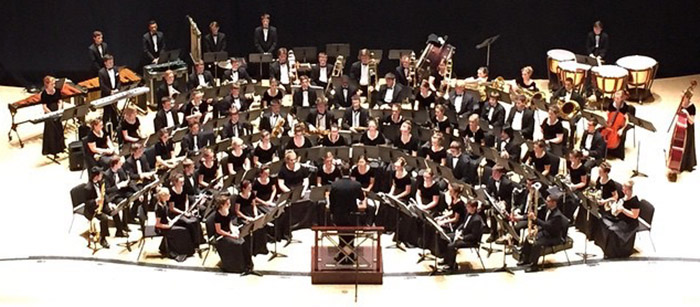 Tarpon Springs Wind Ensemble Atlanta Symphony Hall