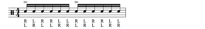 The Paradiddle-Diddle