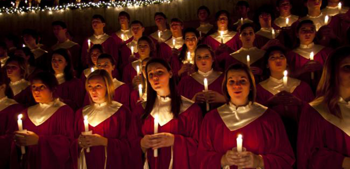 Selecting Holiday Choral Repertoire