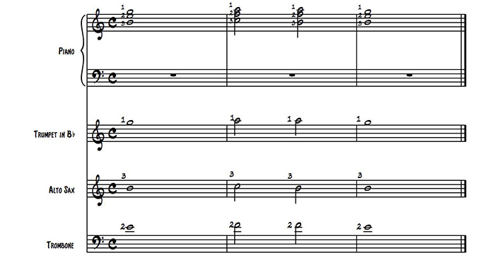 Drop-2 Voicings