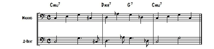 Half-Step Bass Lines