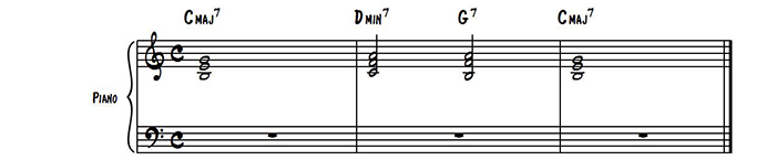 Intermediate Piano Voicings
