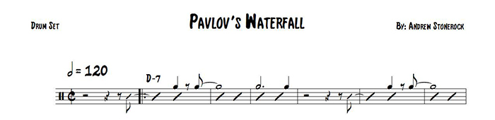 Pavlov's Waterfall - Sextet