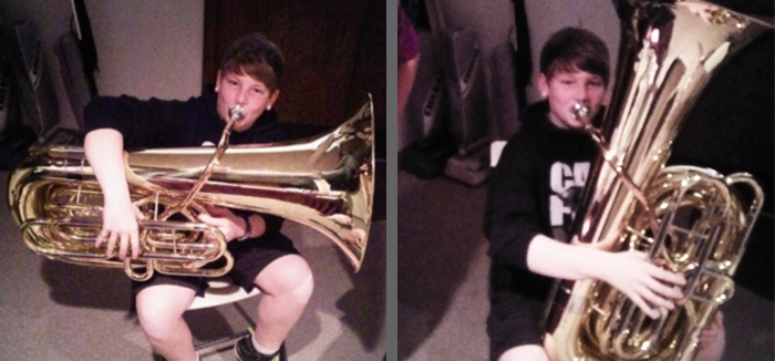 Tuba Positioning Before and After 2