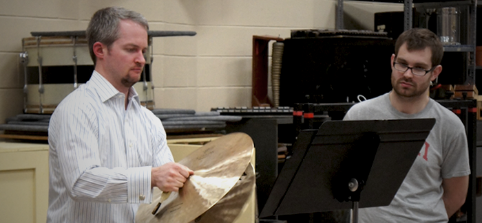 Prioritizing Sound Quality on Percussion Instruments