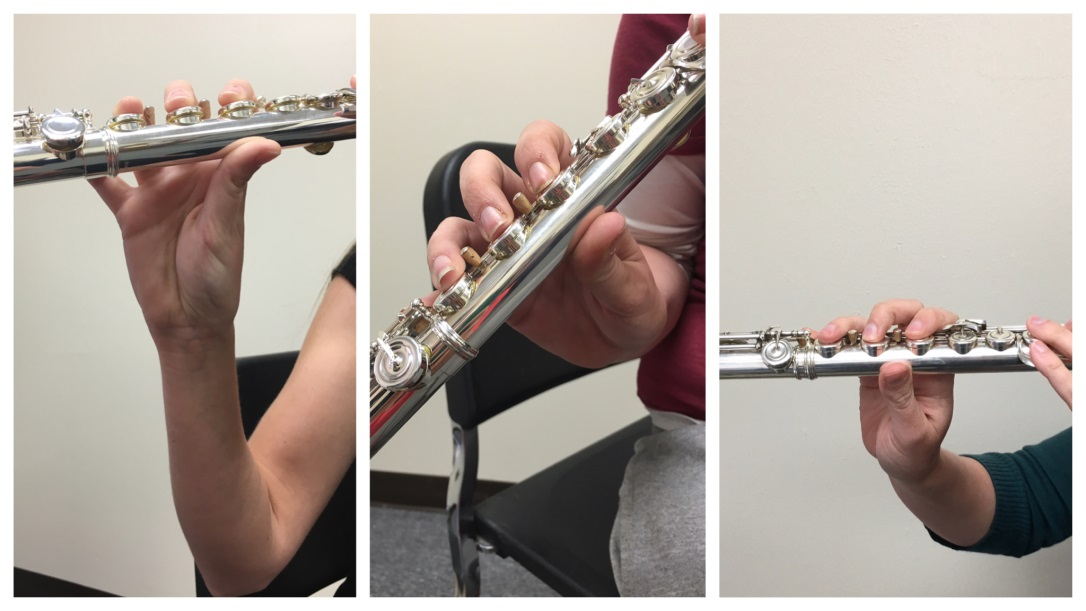 Flute Technique and the Awkward Right Thumb