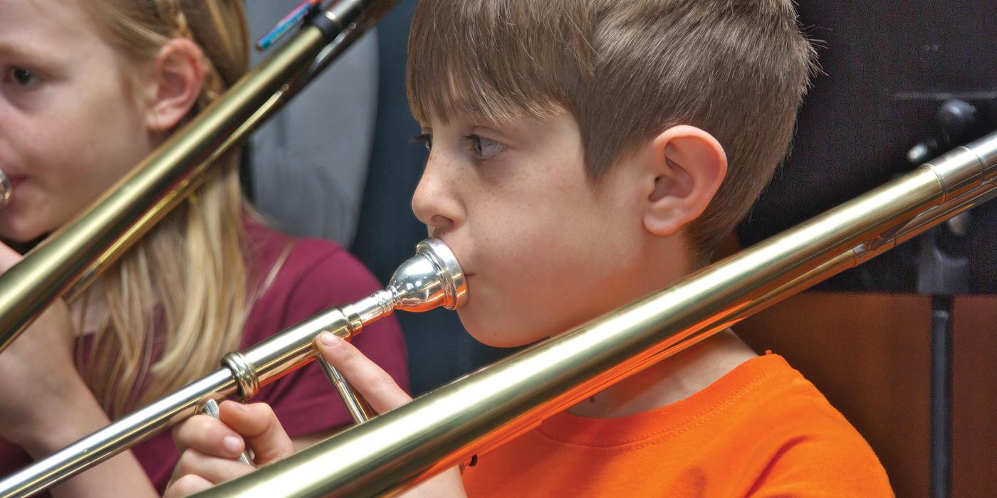 5 No-Fail Beginning Band Retention Activities