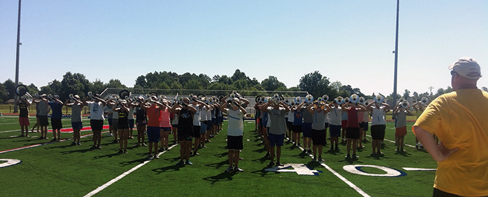 3 Tips for a Successful Band Camp