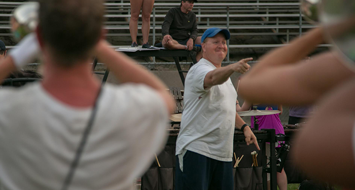 Transferring Skills from Concert to Marching Season