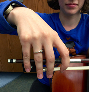 Cello and Bass: Back to School Tips by Ruth Hogle IMAGE 5