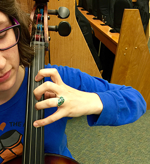 Cello and Bass: Back to School Tips by Ruth Hogle IMAGE 2