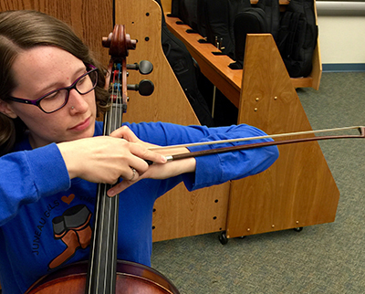Cello and Bass: Back to School Tips by Ruth Hogle IMAGE 3