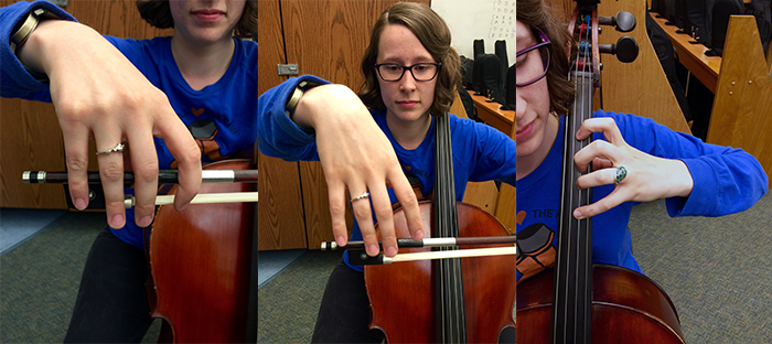 Cello and Bass: Back to School Tips by Ruth Hogle