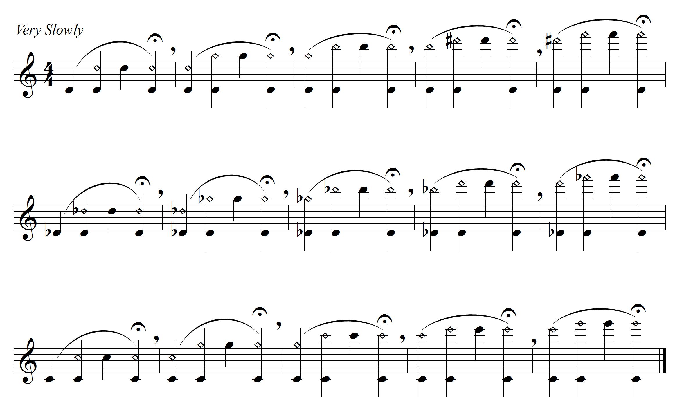 Jennings Harmonics