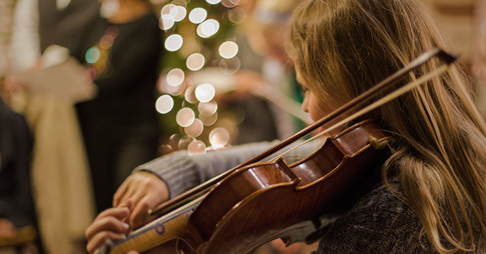 Holiday-Themed Solos for Your Students