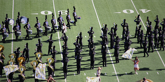 Tips from Successful Marching Band Directors