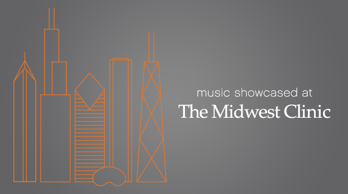 New Repertoire Plus Music Showcased at Midwest Clinic