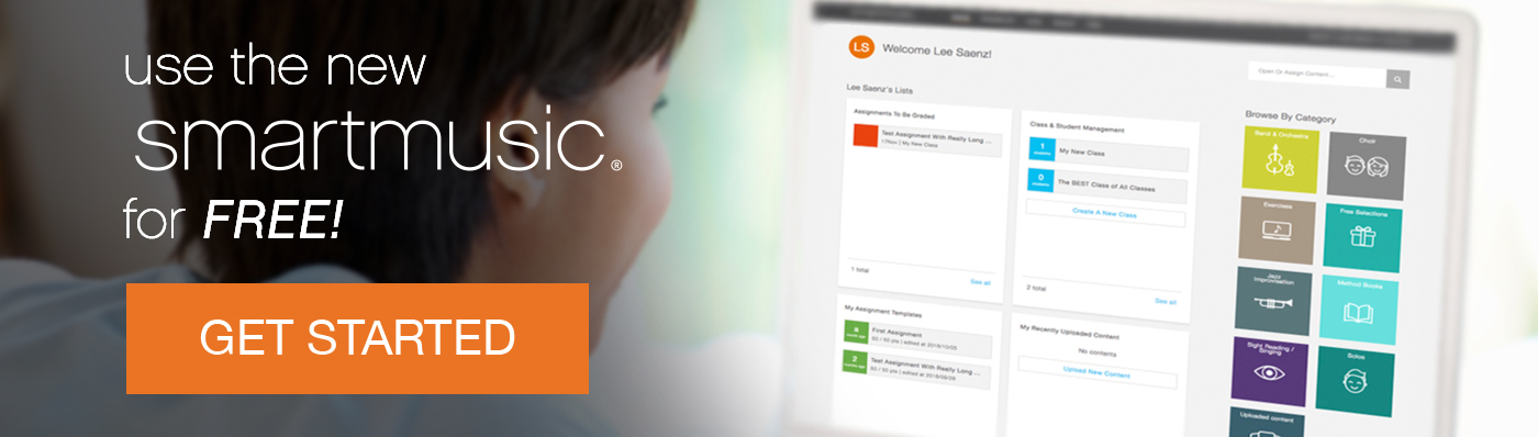 Help Music Students Discover Critical Thinking | SmartMusic