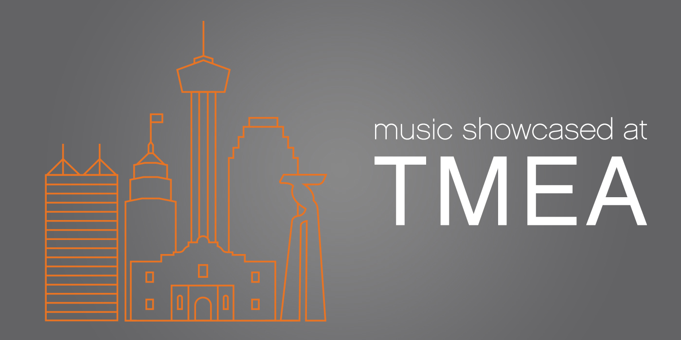 New Repertoire Plus Music Showcased at TMEA