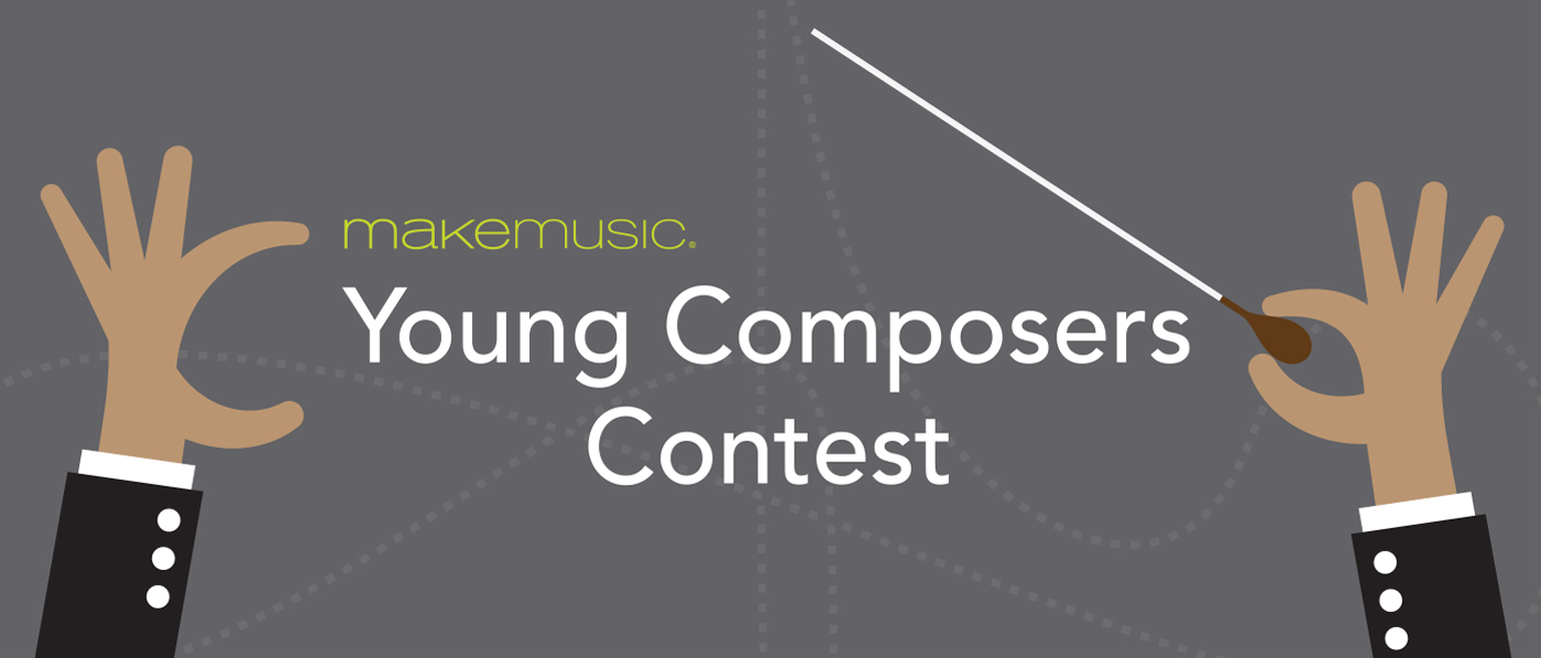 Young Composers Competition Announced!