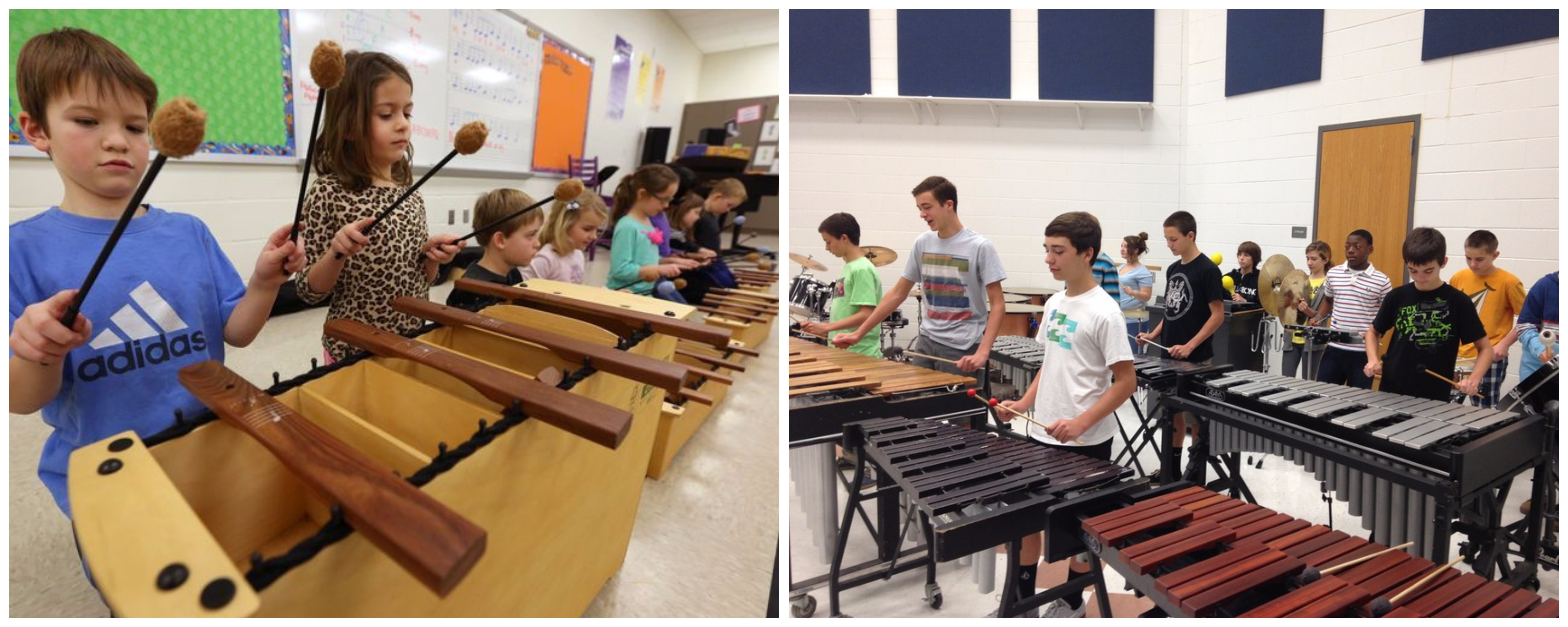 Vertical Alignment Between Elementary and Middle School Music Programs