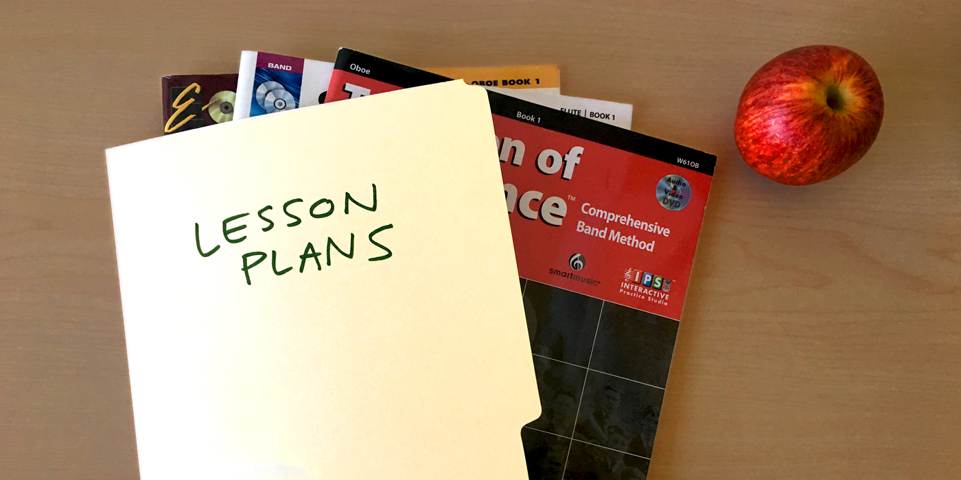 3 Ways to Include Your Method Book in Lesson Plans
