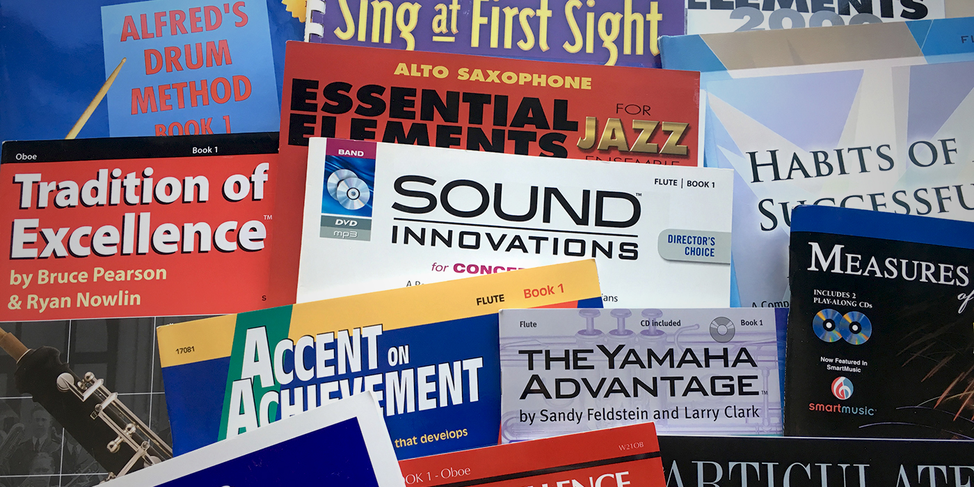 Getting the Most from Instrumental Method Books