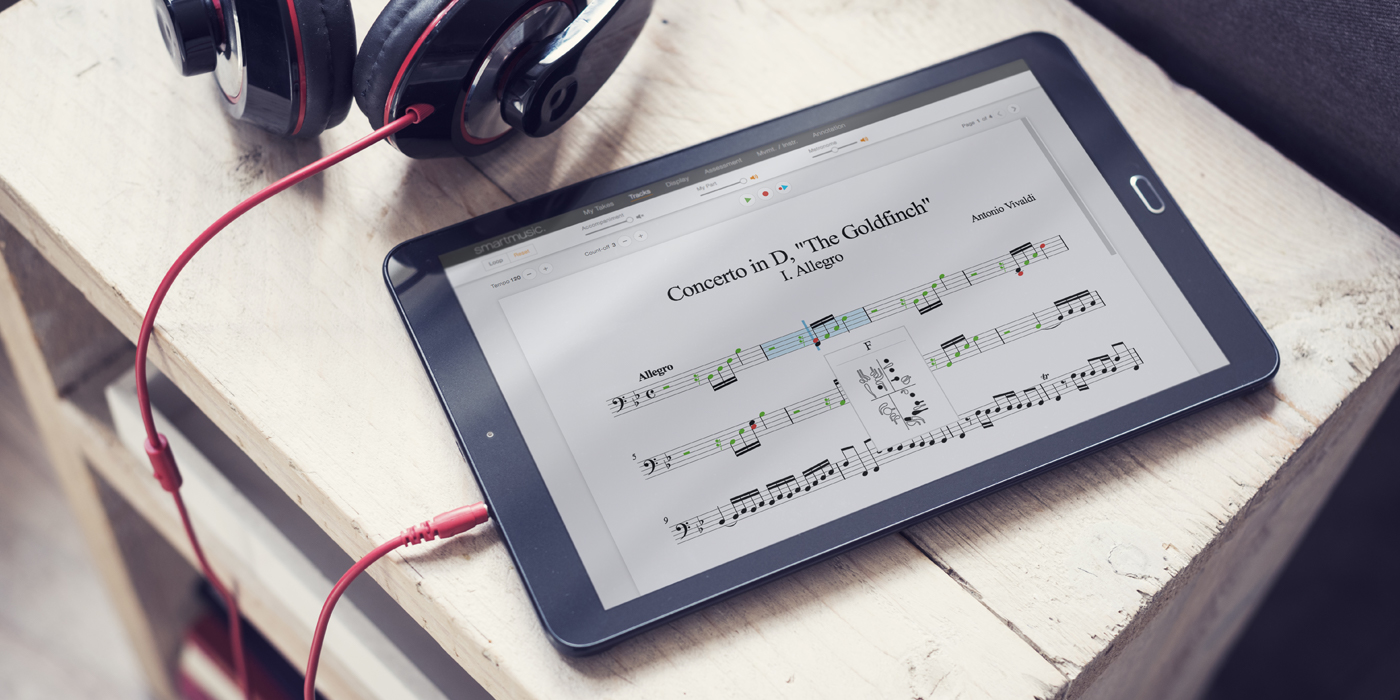 Take Your Music Technology to the Next Level – With SmartMusic