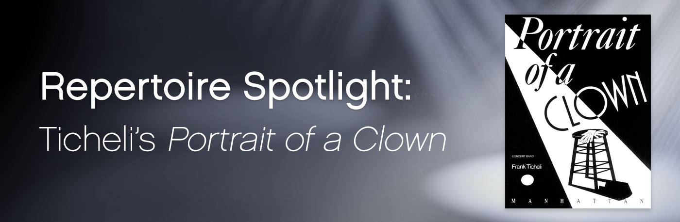 "Featured Content: ""Portrait of a Clown"""