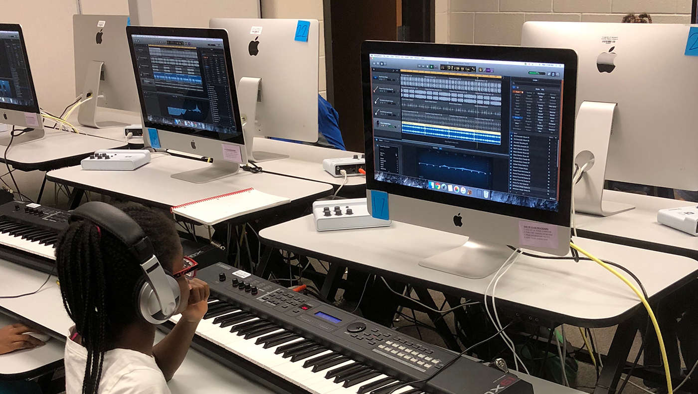 Creating a Music Technology Curriculum