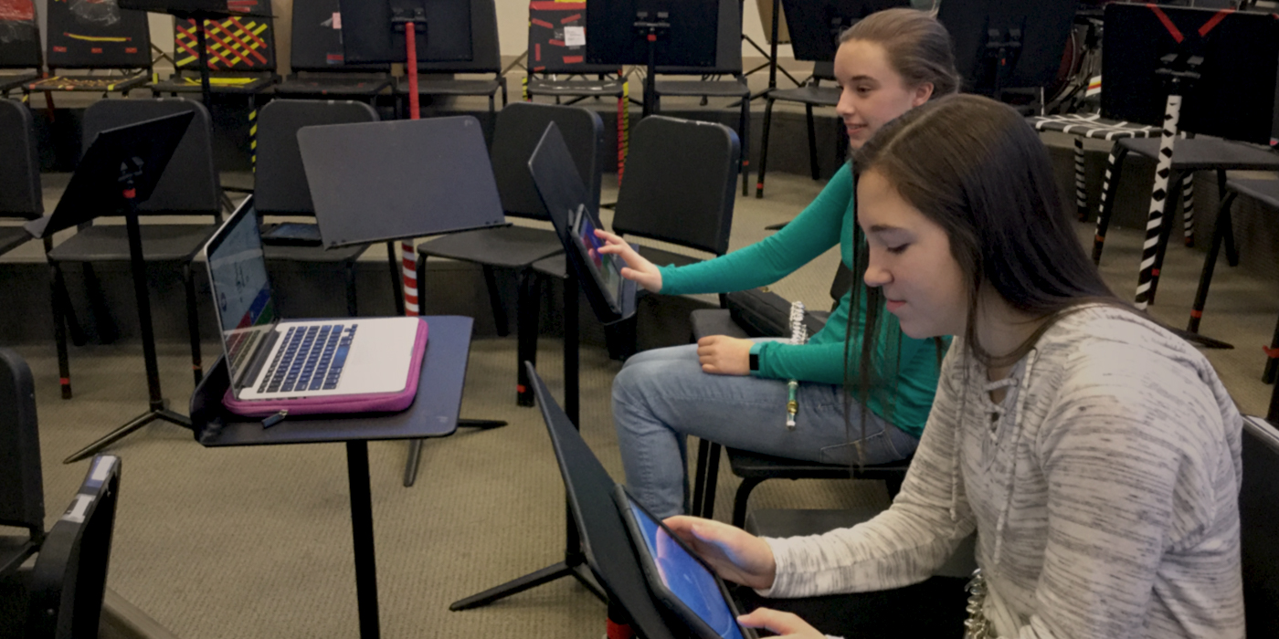 Music Tech for the Instrumental Program: Web-Based and Computer Apps