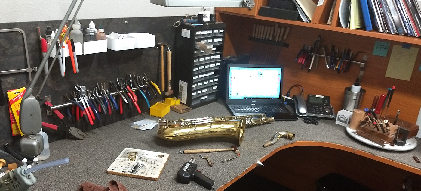 Empower Your Students to Perform Band Instrument Maintenance