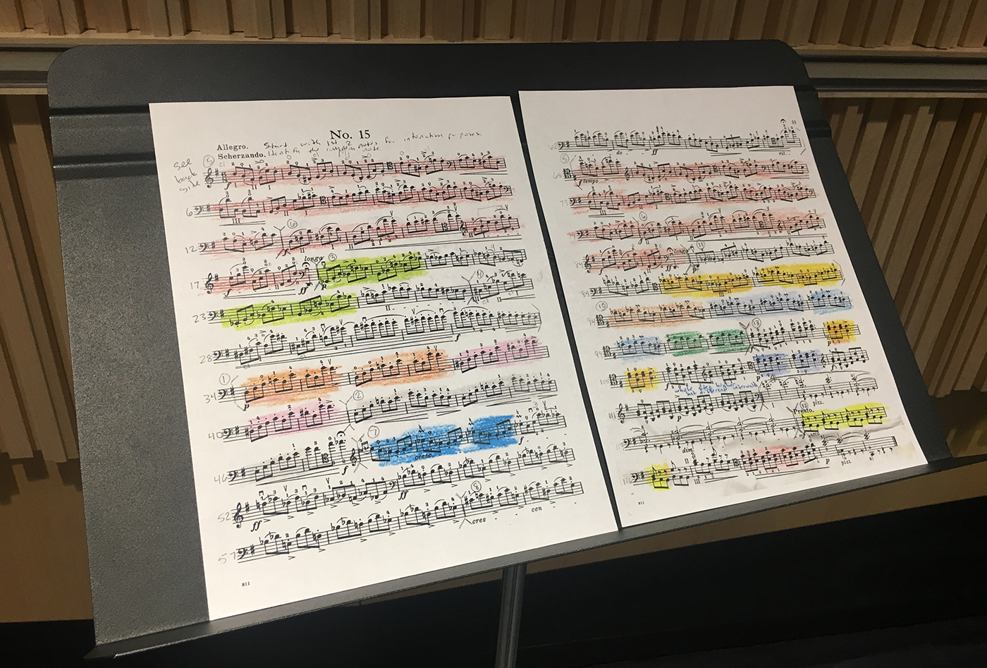 Help Students Analyze Music for More Efficient and Effective Practice