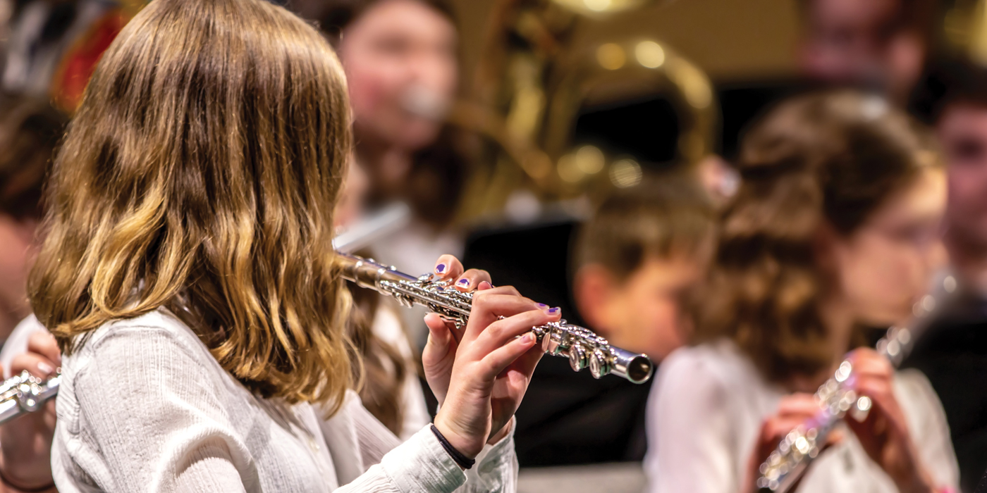 Shaping A Culture of Success in Your Ensemble Classroom