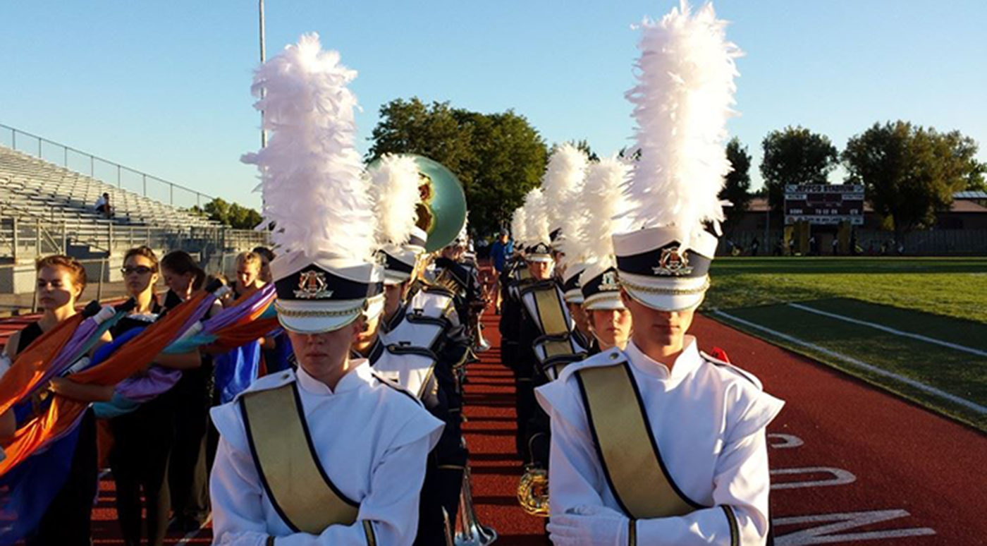 Getting Kids to Efficiently Learn Marching Band Music
