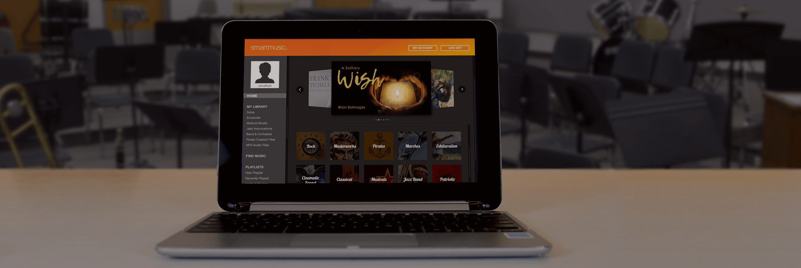Classic smartmusic | download music education software.