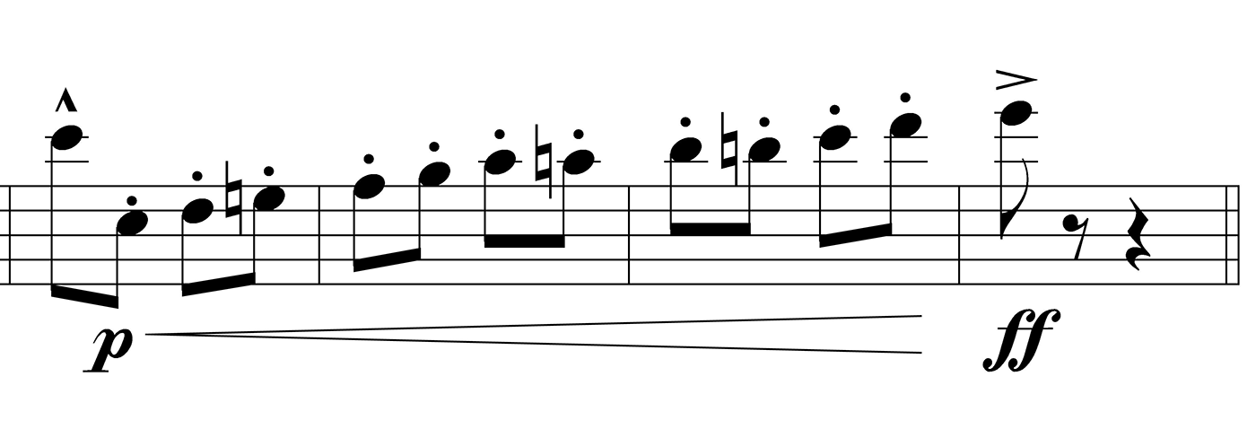 Articulation – the Diction in Instrumental Music