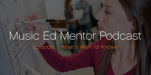 Music Ed Mentor Podcast