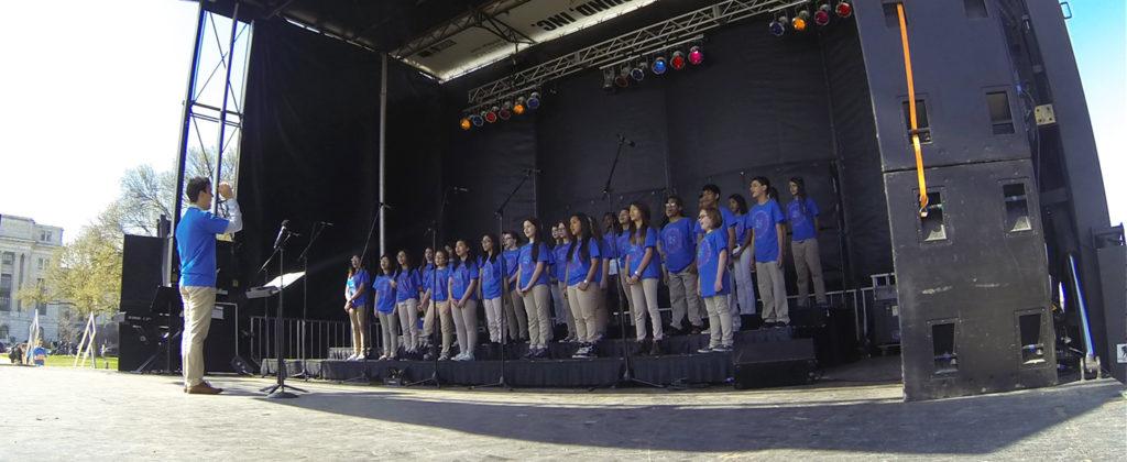 A Mindful, Community-Building Choir Warm Up | SmartMusic