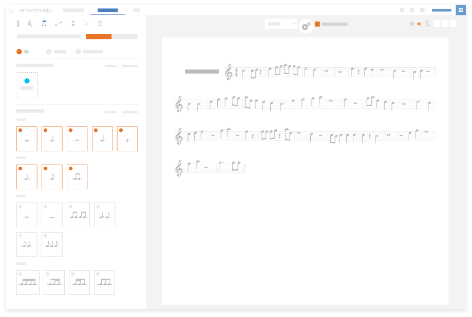 Sight Reading Builder