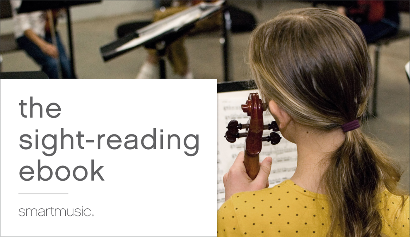 Download Our Free Sight-Reading Ebook